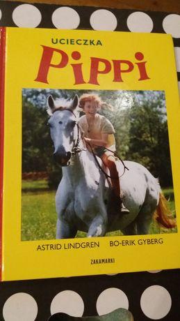 Książka Ucieczka Pipi.