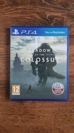 Gra na ps4. Shadow of the colossus
