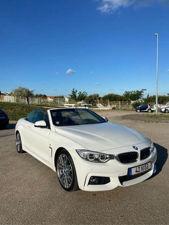 BMW 425d Cabrio Pack M