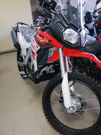 Акція Новинка Мотоцикл Loncin VOGE DS2 PRO LX300GY-A