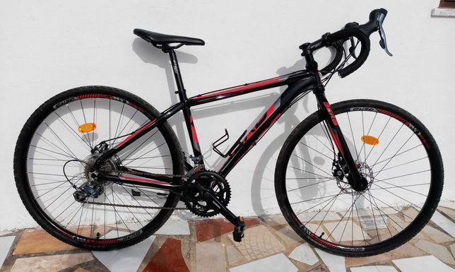 Bicicleta Gravel-Berg Fuego Nova-Aceito retomas-Ler descrição