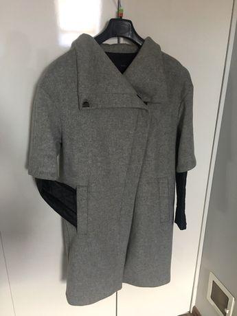 Płaszcz Zara szary