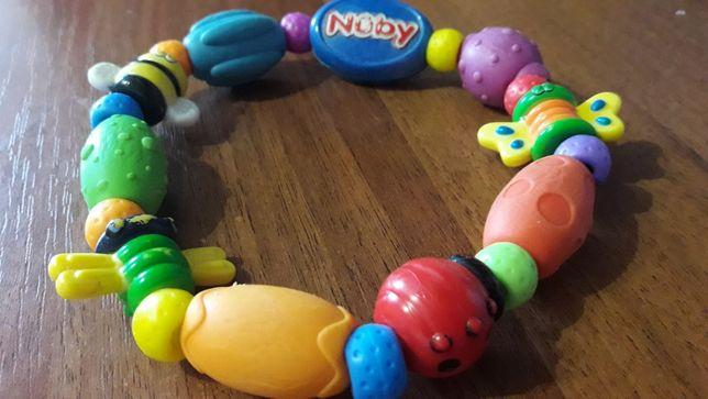 Дитяча іграшка - прорізувач-гризунець від Nuby.