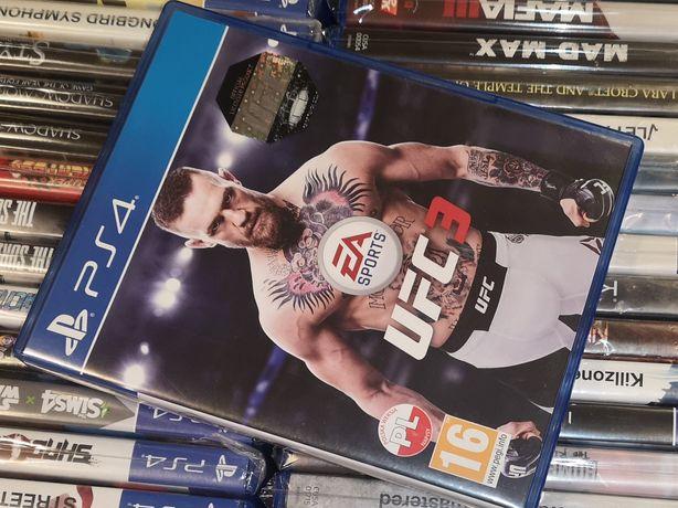 UFC 3 Gra PS4 (możliwość wymiany) sklep