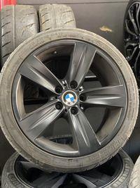 Jantes usadas BMW e91 cabrio 18 originais 5x120
