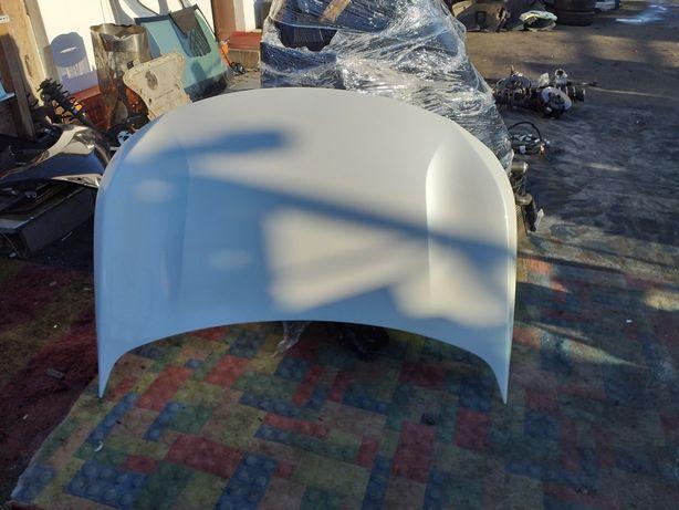 Peugeot 3008 II maska przód biała perła bez malowania