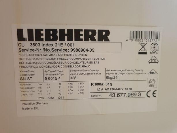 Запчастини до холодильника LIEBHERR