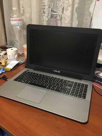 Ноутбук Asus x555LN i34010U nvidia GF840m ssd120