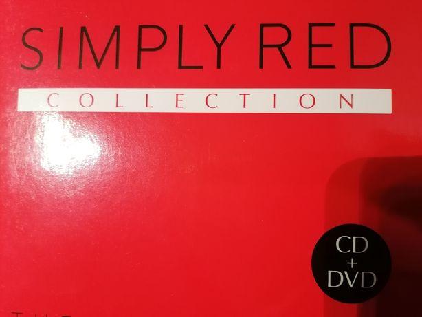 Simly Red cd+dvd