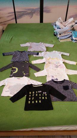 Paka ubrań dla chłopca 50-62 jesień/zima