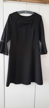 Czarna sukienka L/M