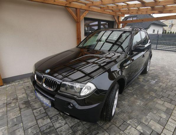 BMW X3 3,0 Diesel, Panorama, Telefon. 4x4