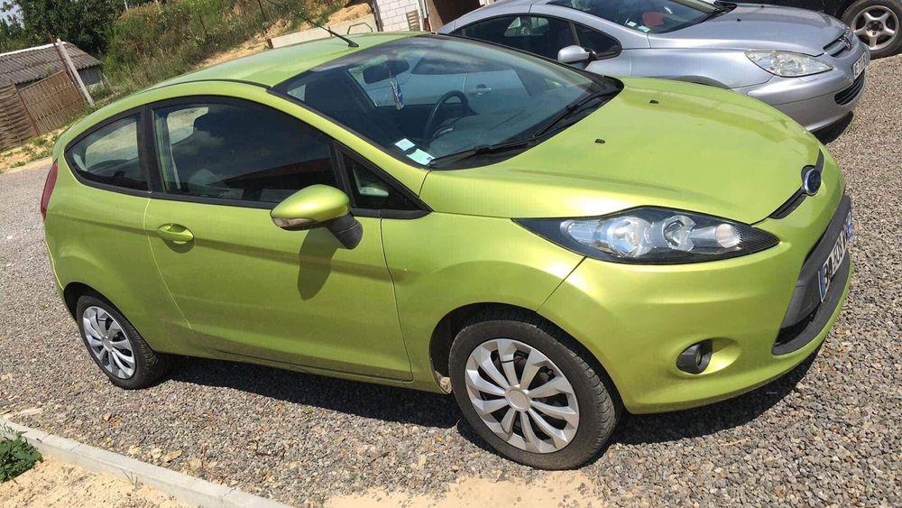 SPRZEDAM Ford Fiesta Mk7 Gorzyczany - image 1