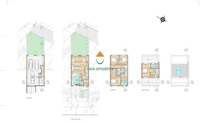 Moradia T4 | 2 Suites | Baguim do Monte