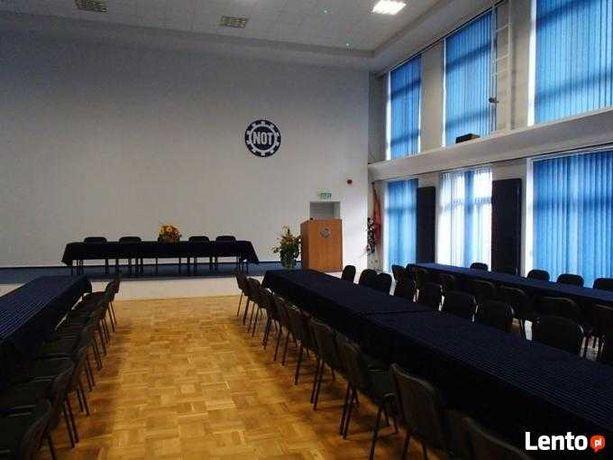 Sala konferencyjna w centrum Lublina