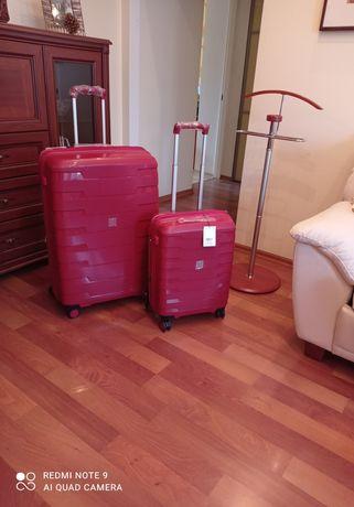 Продам комплект из двух чемоданов итальянского бренда Roncato -L и S