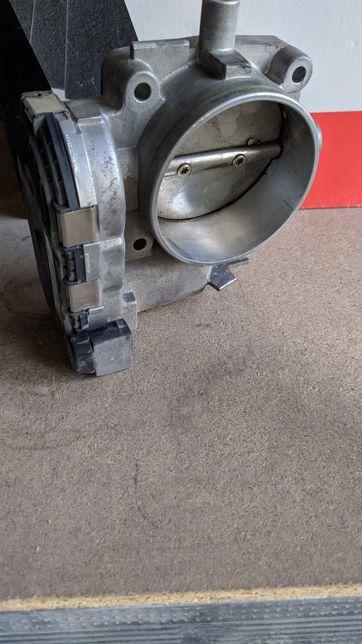 Дроссельная заслонка 76мм на e55 amg compressor w211