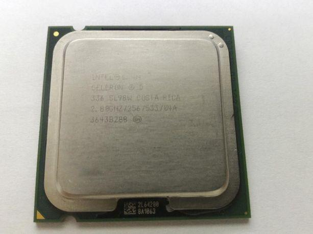 Процессор Intel Celeron D 336
