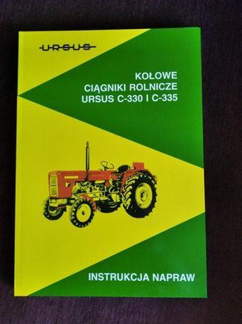 Instrukcja napraw Ursus C330,C335 NOWA