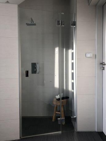 Kabina drzwi prysznicowe KOŁO NEXT prawostronne szklane 90cm