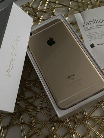 NOWY/NIEAKTYWOWANY Iphone 6s Plus 32gb gold bez simlocka !