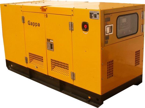 Agregat PRĄDOTWÓRCZY 200 kW = 250 kVA, GAPPA, ATS / SZR, generator,AVR