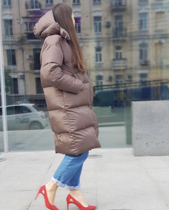Женская Куртка , пуховик Днепр - изображение 1