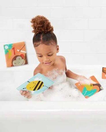 Игрушки для ванной пазл Skip hop 235359 Zoo Count & Play Bath