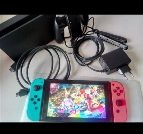 Nintendo Switch desbloqueada