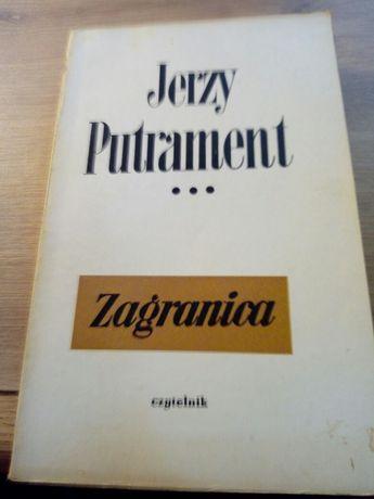 Zagranica cykl Pół wieku Jerzy Putrament