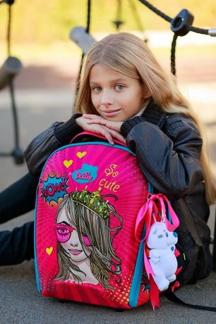 Ранец школьный ортопедический для девочки Cool Love DeLune 7mini