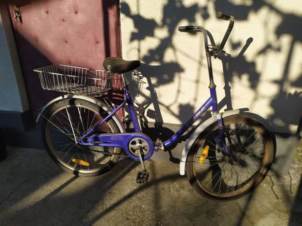 Велосипед сигма типа салют