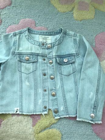 Курточка джинсовая Zara BabyGirl