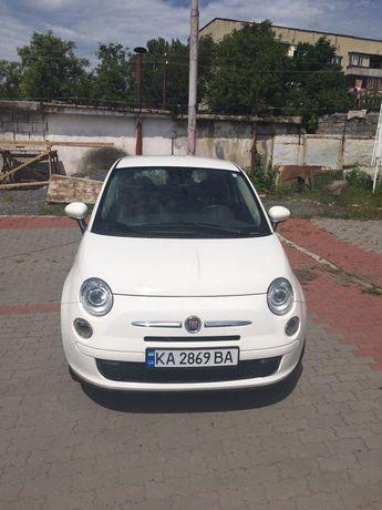 фиат 500 Fiat 500