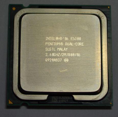 Intel Pentium Dual-Core Е5300 2.6GHz/2MB/800/