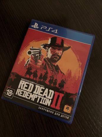 Продам Red Dead Redemption 2
