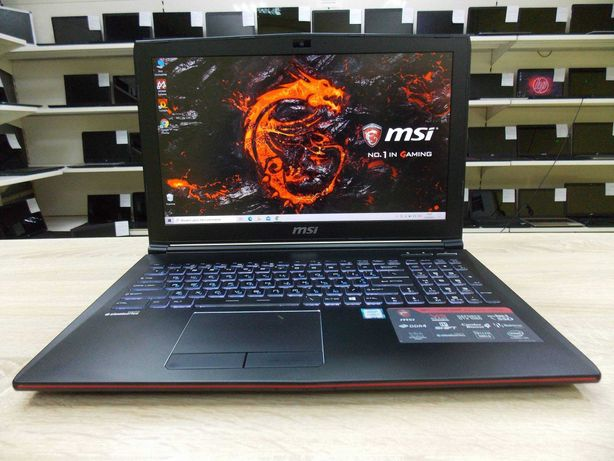 Игровой  MSI GP62 Leopard Pro + (Core i7) + GTX 1060 + Гарантия!!