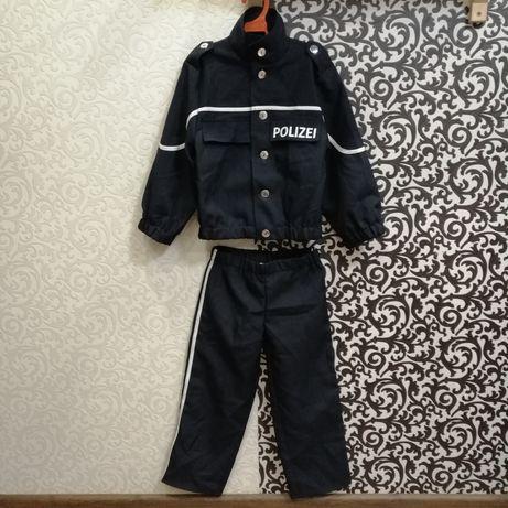 Карнавальный костюм Полицейского Полиция