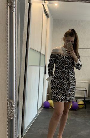 Платье повседневное , размер S