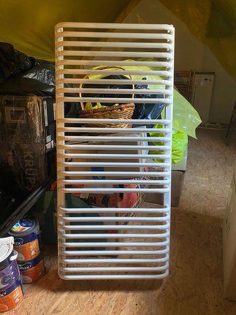 Grzejnik łazienkowy, drabinkowy 130 x 60