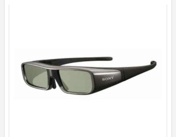 Okulary 3D SONY TDG-BR100 stan idealne
