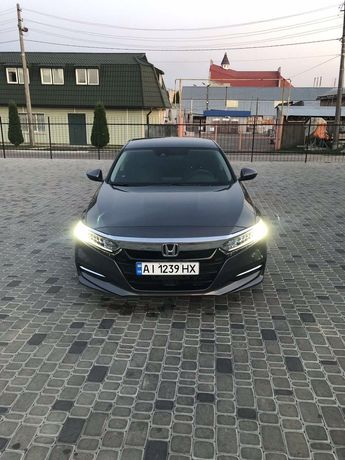 Honda Accord Hybrid 2020год