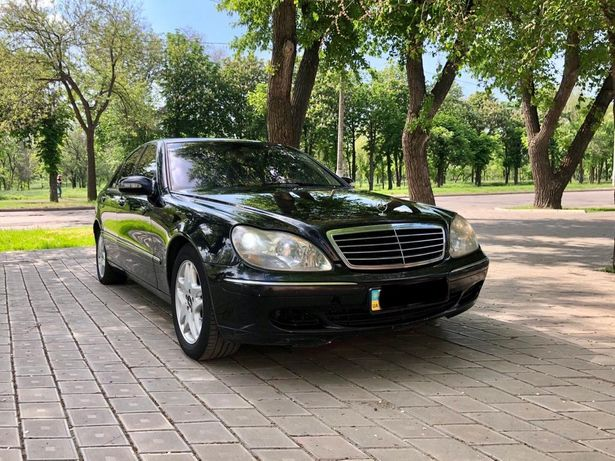 Продам Мерседес W220 S400