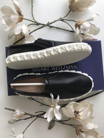 Слипоны,мокасины,кроссовки,кеды Stuart Weitzman 37 р