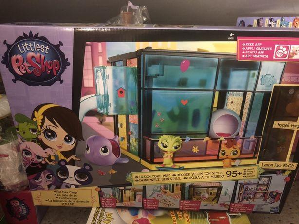 Littlest Pet shop stylowy domek