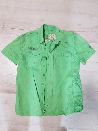 Рубашка на мальчика р.134-140