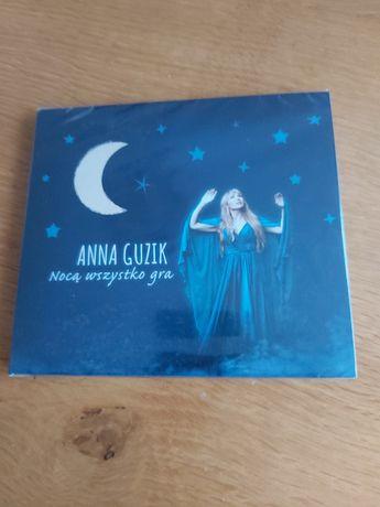 Nowa płyta Anna Guzik Nocą wszystko gra