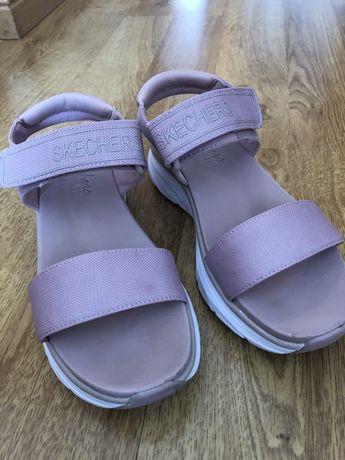 Sandalias Skechers - Cor de rosa