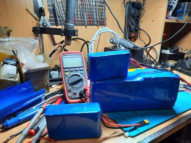 Аккумуляторы для гиробордов, электровелосипедов, самокатов, корабликов