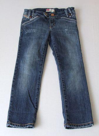 Spodnie jeansy dziecięce DIESEL r. 106 cm